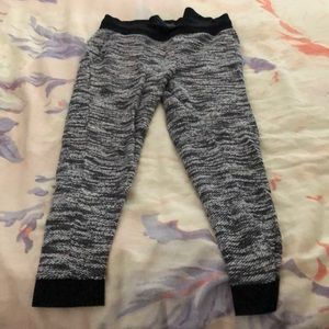 American Eagle skinny slouch joggers